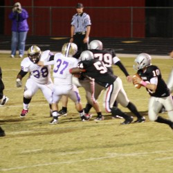 The Dawgs travel to Murray County to wrap up the regular season. (Gail Conner/ camerachik.com)
