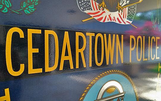 Cedartown Police logo