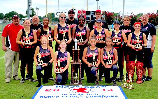 Cedartown softball World Champs