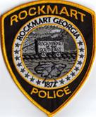 Rockmart Police patch