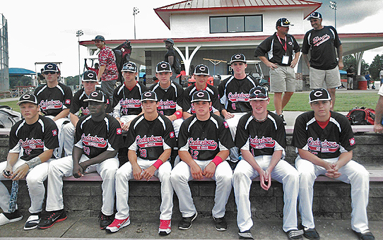 Cedartown Rec boys baseball 2