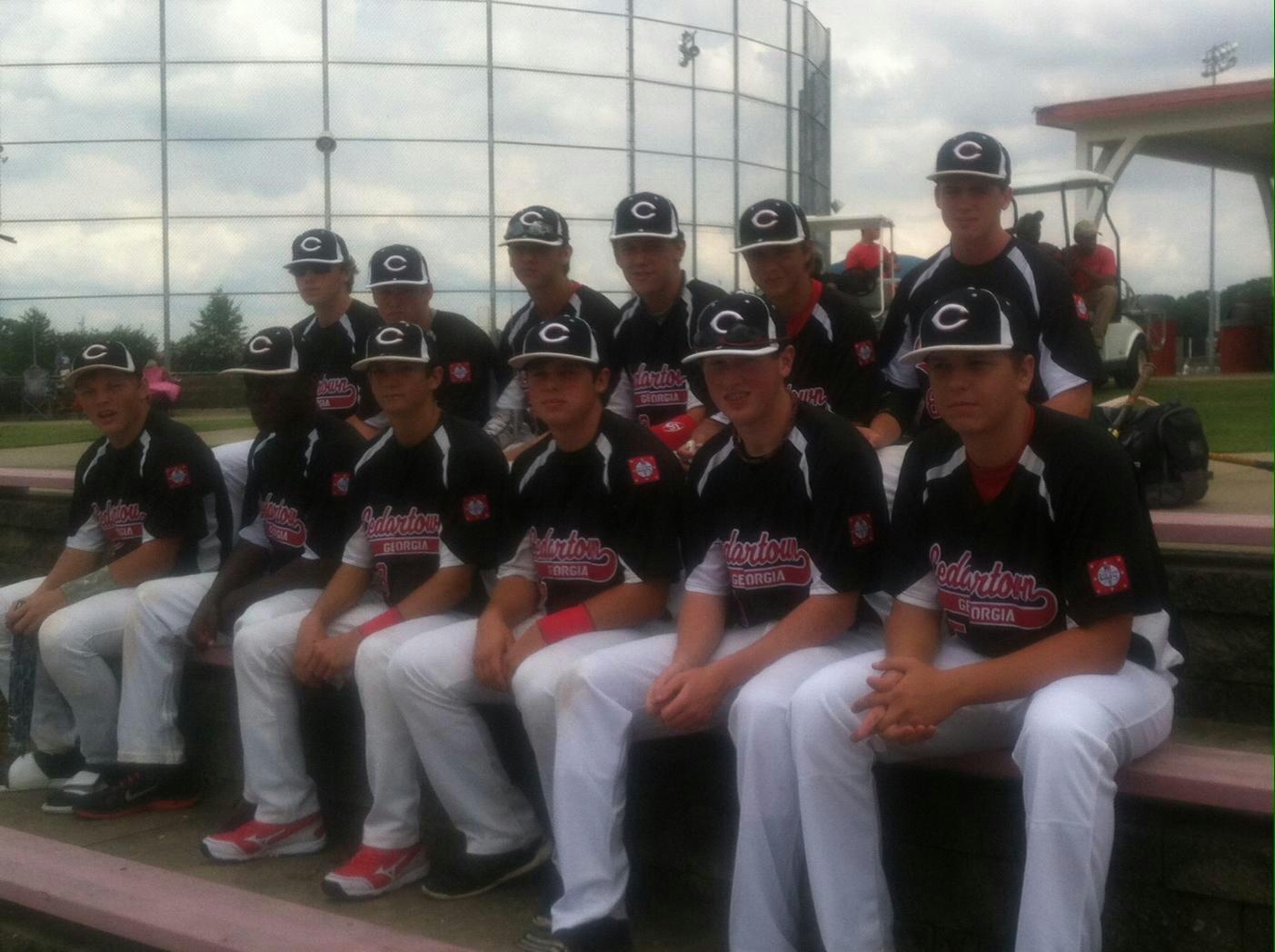 Cedartown Rec boys baseball