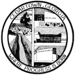 Cedartown Seal