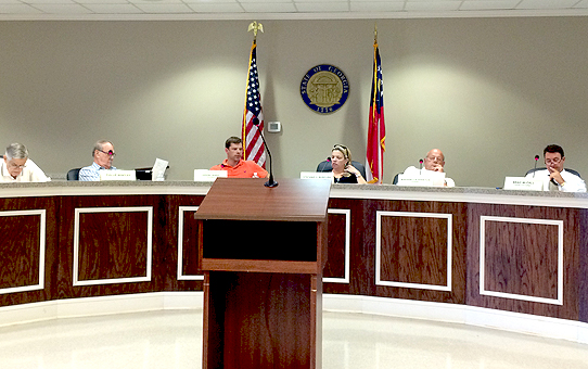 Polk County Commission