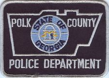 Polk County Police