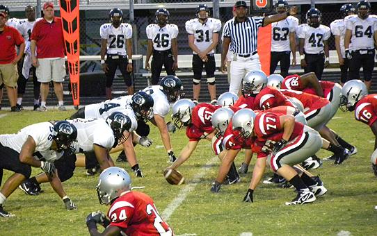 Cedartown football