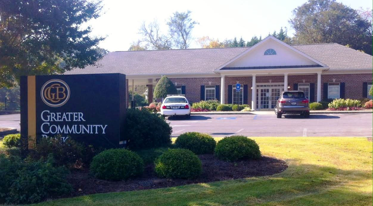 Greater Community Bank robbery