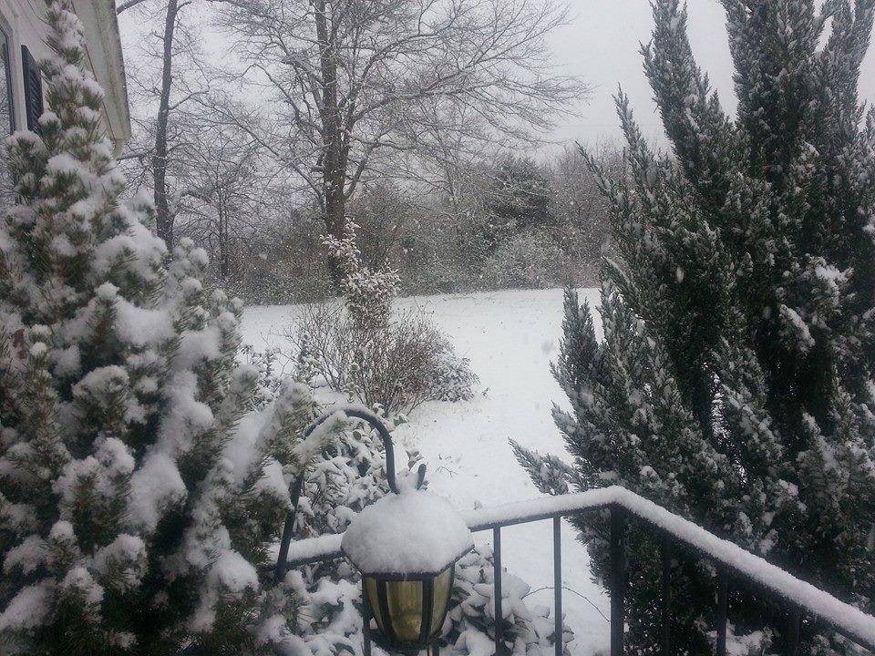 Cedartown Snow 2015