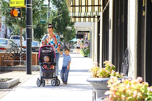Downtown Cedartown strolling