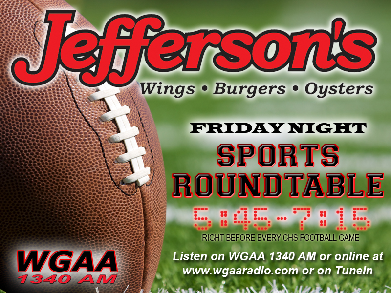 Friday Night Sports Roundtable promotion copy