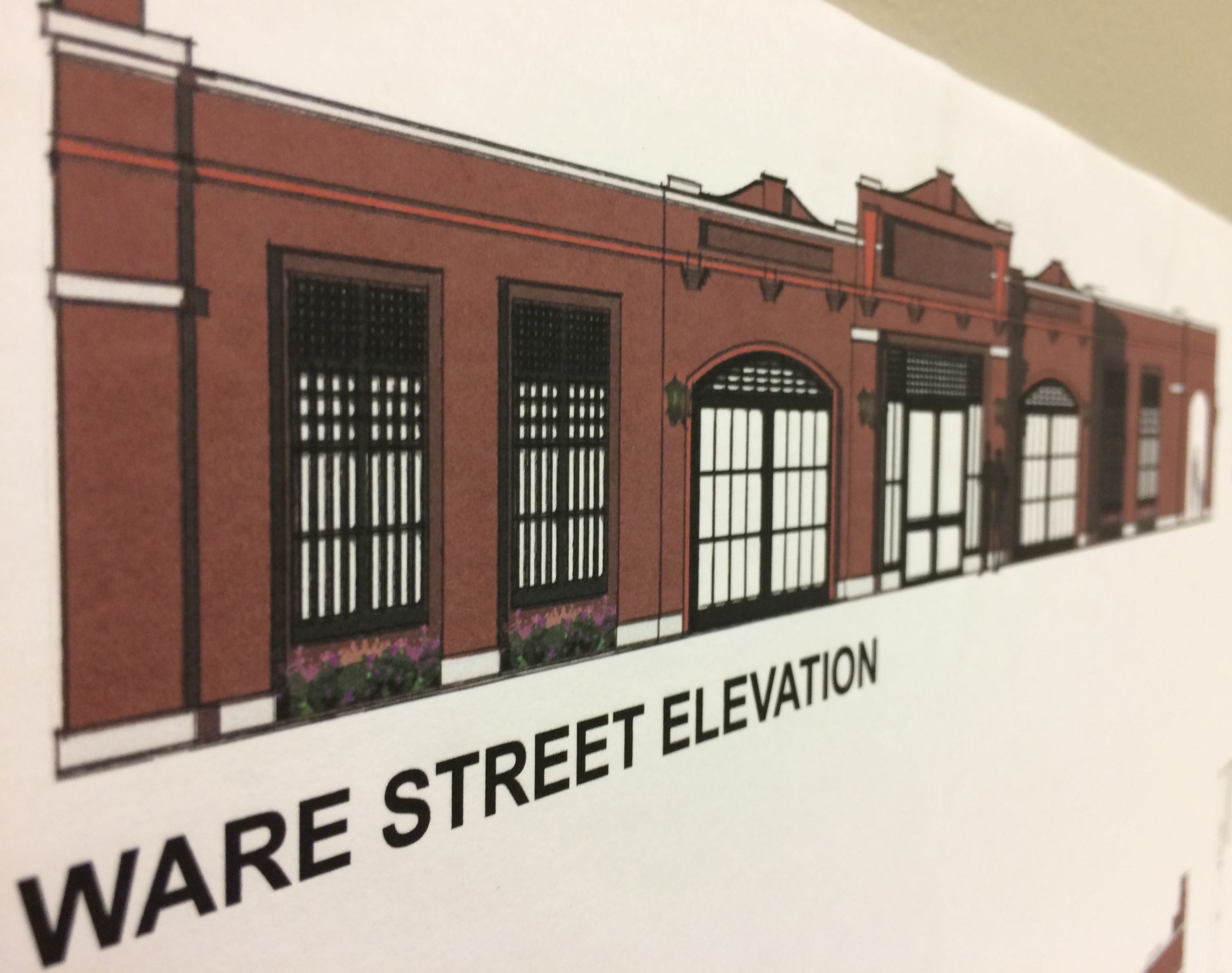 Lankford Center proposed
