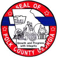 Polk County seal
