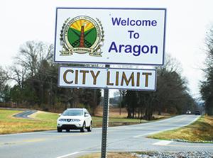 City of Aragon