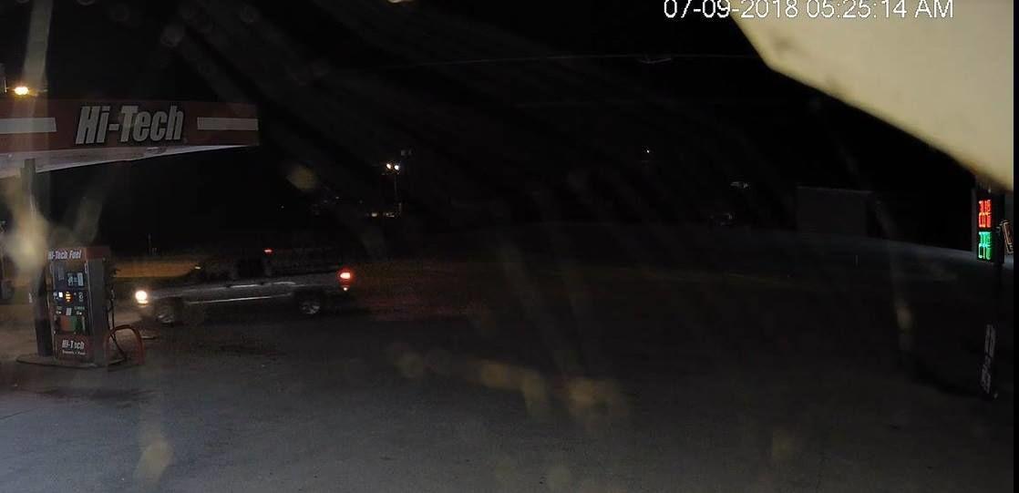 Shooter truck 070918