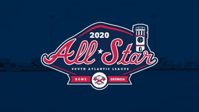 Rome to host 2020 South Atlantic League All-Star Game – WGAA